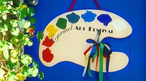 Carmel Art Festival May 17 to 20, 2012