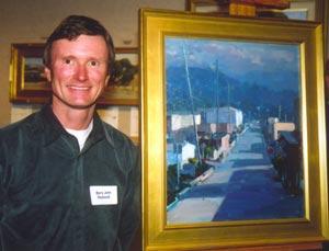 Carmel Art Festival - Event Winners 2002