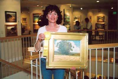 Carmel Art Festival Event Winners 2005