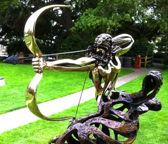 Bennett Sculpture Carmel