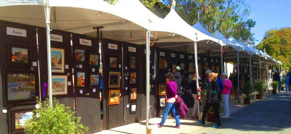 2021 Carmel Art Festival